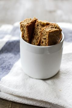 Don't let going gluten-free keep you from enjoying your favorite holiday treats! Check out this recipe for gluten-free mandel bread, a traditional Jewish cookie, to bring sweet tastes to your table, no wheat required!