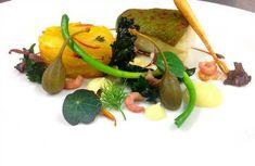 @cevatelat - Cod, parsley crust, mayan gold heritage potato & parsnip #FeedYourEyes Nov/Dec