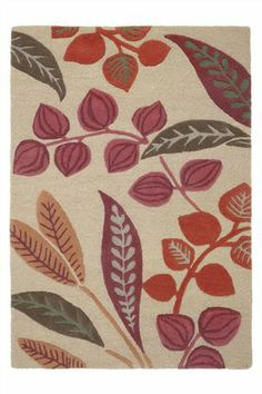 San Diego Floral Rug from Next