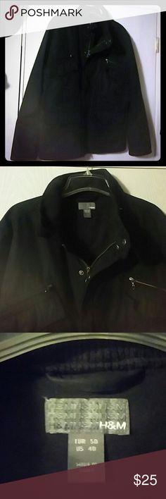 H&M Jacket EUR 50 US 40 H&M Jackets & Coats