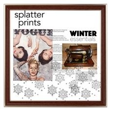 """""""Winter"""" by thevintagecinderella ❤ liked on Polyvore featuring beauty"""