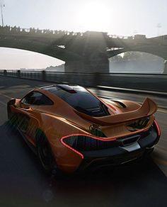 Imagem ilustrativa do novo Forza 5 para Xbox One. É parte integrante da galeria inicial do blog http://jogosparaxboxlive.blogspot.com