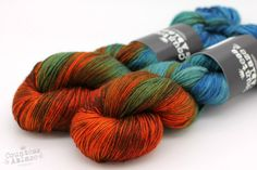 Big Fish in a Little Pond - The Exotic Traveller 4ply - Camel & Silk
