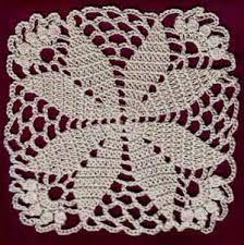 Transcendent Crochet a Solid Granny Square Ideas. Inconceivable Crochet a Solid Granny Square Ideas. Crochet Square Patterns, Crotchet Patterns, Crochet Motifs, Crochet Blocks, Crochet Borders, Doily Patterns, Crochet Squares, Thread Crochet, Crochet Designs