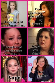 This is a dance moms comic i made myself using pic-collage . Thoughts?