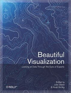 Beautiful Visualization: Looking at Data through the Eyes of Experts examines what makes successful visualization through insights, perspectives and project case studies by 24 experts — artists, designers, design writers, scientists, statisticians, programmers and more. Above all, it explores the intricacies of visual storytelling through projects that tackle everything from civilian air traffic to the social graphs of Amazon book purchases, blending the practical with the poetic.