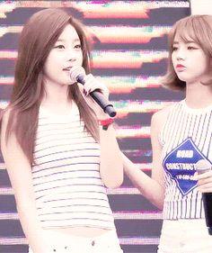 Girl's Day - Hyeri x Sojin ♥