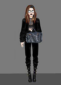 • Deep Fashion •: Gabidrewb