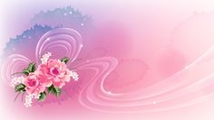 Pink Flower Background   pink flowers Wallpaper - Download The Free Beautiful pink flowers ...