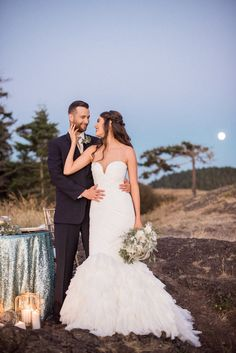 STYLE 14090 $3190! Published to Seattle Bride Magazine!!   Photography: B. Jones Photography   Gown: MeaMarie Bridal Atelier   Designer: Stephen Yearick   Jewelry + Head Piece: Heidi Hull Designs   Rentals: Snohomish Rental Co.   Rentals: ABC Special Event Rentals by Cort   Hair: Leah Kooistra   Makeup: Elizabeth Marie Makeup   Florals: Bella Fiori   Cake: Honey Crumb Cake Studio   Coordination: Manette Gracie Events   Menswear: The Tux Shop   Bridal Stylist Rachelle Witt