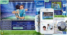 Procter & Gamble (Del Campo Saatchi & Saatchi) Head & Shoulders : Messi La filial argentina de la internacional Saatchi & Saatchi nos encargo la producción y difusión digital de esta campaña para la Copa del Mundo 2014.