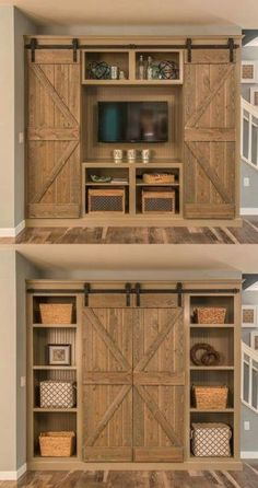 Rustic Wood Decor (55)