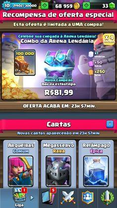 Pra uma oferta de um jogo, eu tô achando um pouco caro, mais CR é CR!!!