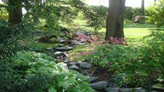Beaux jardins : visite des jardins du manoir de la Javelière // http://www.deco.fr/diaporama/photo-visite-des-jardins-du-manoir-de-la-javeliere-54306/