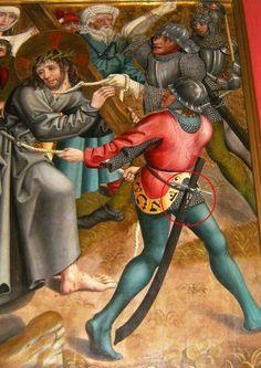 Murderkinger Passion – Maître autel de l'église Saint Dionysius / Murderkingen – 1473