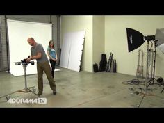White Background: Ep. 127: Exploring Photography with Mark Wallace: Adorama Photography TV