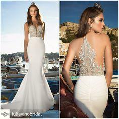 Bride Dream Wedding Dresses, Designer Wedding Dresses, Bridal Dresses, Wedding Gowns, Bridesmaid Dresses, Science Wedding, Simple Dresses, Dream Dress, Bridal Collection