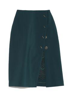 ストレートスカート(膝丈スカート)|FURFUR(ファーファー)|ファッション通販|ウサギオンライン公式通販サイト