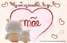 (1) Bom dia pessoas lindas!!! A velhinha aqui deu... - Mamma Mia Handmade
