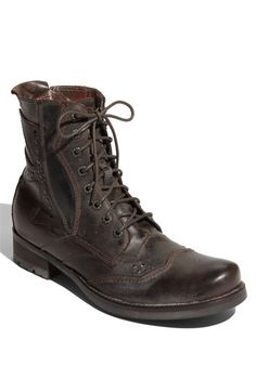 Mark Nason 'Knowlton' boot. Sort of vintage, vaguely retro, but new and cool at the same time.