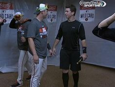 Champagne should always come with a side of Buster Posey