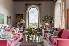 Скандинавская классика: прекрасный дом под Стокгольмом   Пуфик - блог о дизайне интерьера