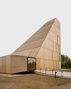 espen surnevik resurrects new våler church in norway with dual timber towers