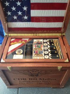 Brews Custom Retirement Sea Chests (Sea Chest)