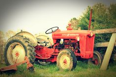 Besides the income from the dogs, my family lives off the land and we use the tractor for agriculture and lumber.