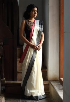 Nishagandhi Saree