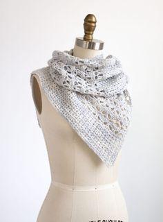 Conarroe (2018M) crocheted in Manos del Uruguay Alegria   Fairmount Fibers, LTD.