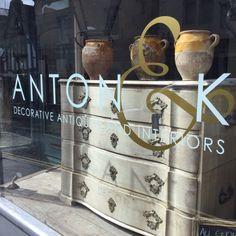 Danish Commode in the Winsod Anton & K