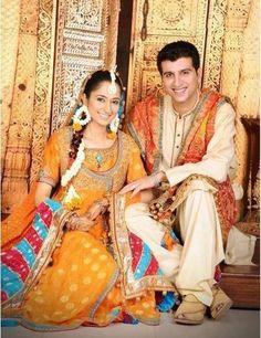 Mehndi Dresses of Pakistan