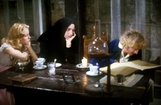 Gene Wilder, Teri Garr and Marty Feldman in Young Frankenstein (1974)