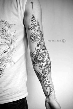 40 Unalome Tattoo Designs Every Girl Will Fall In Love With - Bored Art