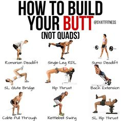"8,716 Likes, 314 Comments - Jordan Syatt (@syattfitness) on Instagram: ""HOW TO BUILD YOUR BUTT (NOT QUADS) - One thing that's important to know is a nice butt is a very…"""