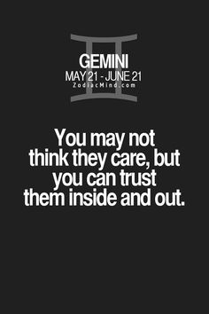 If you think I don't care, it's possible you're just not paying attention; subtlety = not a Gemini strong suit. Gemini Sign, Gemini Quotes, Zodiac Signs Gemini, Zodiac Mind, My Zodiac Sign, Zodiac Quotes, Zodiac Facts, Gemini Gemini, Gemini Woman