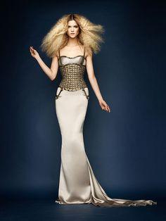 Fashion, Shopping & Style | Lookbook Look: Atelier Versace Spring 2010 | POPSUGAR Fashion