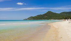 Chaweng Beach, Koh Samui #Thailand