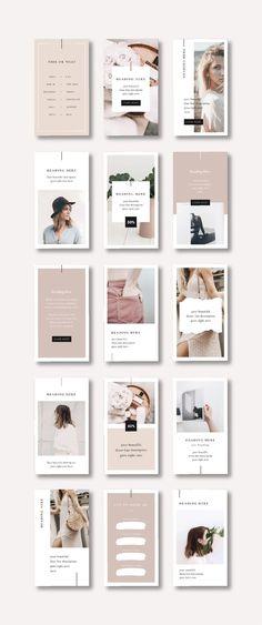 Source by idea creative Instagram Design, Layout Do Instagram, Instagram Square, Instagram Story Template, Free Instagram, Instagram Feed, Instagram Templates, Style Instagram, Social Media Template