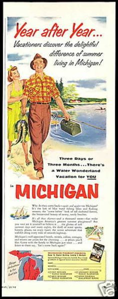 Vintage Travel and Tourism Ads of the 1950s (Page 32)