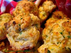 Sew what's cooking with Joan!: Skinny Cheddar Biscuits!