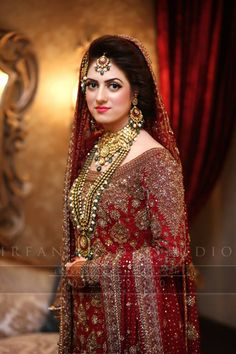 Latest Bridal Barat Wedding Dresses Trends 2016-2017 Collection (24)