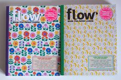 Flow magazine: Book for paper lovers I and II