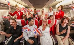 The British are coming…to Union Square! Be there as Virgin Atlantic gives the park a Union Jack makeover in honor of the Queen's Jubilee.