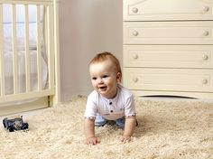 Area rugs are great for little ones who are learning how to walk! They minimize the chance of bumps and bruises by providing a soft surface to land on! Antibes, Cannes, Monaco, Commercial Carpet Cleaning, Carpet Padding, Professional Carpet Cleaning, Types Of Carpet, Carpet Tiles, Carpet Colors