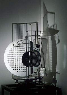László Moholy-Nagy | Light Space Modulator