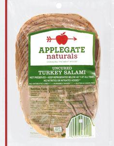 Applegate Organics Uncured Smoky Cocktail Pork Franks Mspi