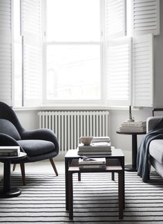 Fredericia furniture: The Modern Originals of tomorrow   Swoon Lounge Chair by Space Copenhagen Pon Side Tables by Jasper Morrison (Round) Piloti Side Tables by Hugo Passos (square)