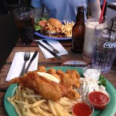 Wipeout Bar & Grill Fish n Chips foursquare